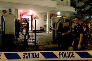 Maid Kill Employer admitted Slashing Stabbing Employer over 90 times Murder Singapore Home News