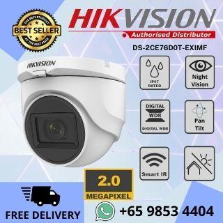 Hikvision DS-2CE76D0T-EXIMF